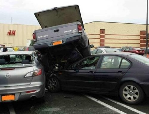 Does Your Insurance Cover Parking Lot Accidents?